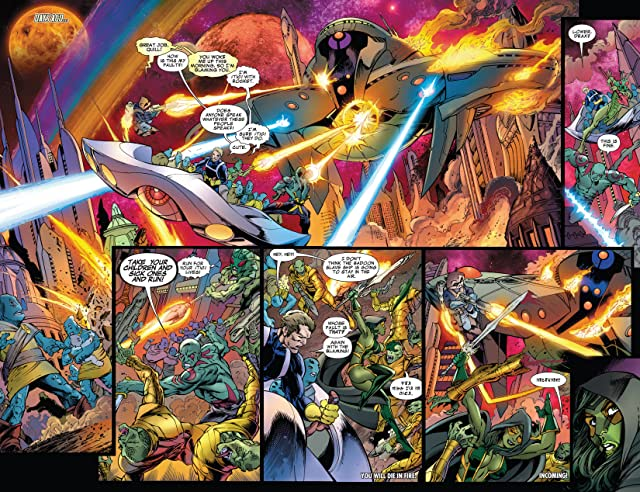 click for super-sized previews of Avengers Assemble #5