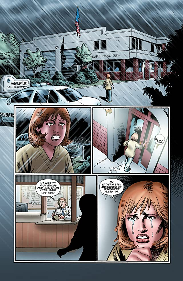 click for super-sized previews of Wake the Dead #5