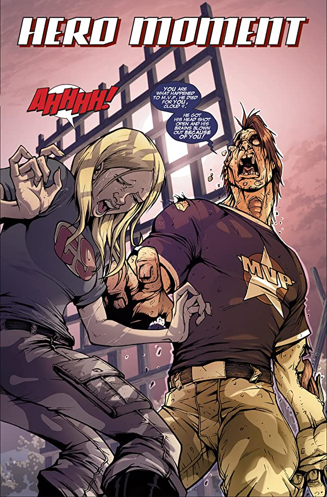 click for super-sized previews of Avengers: The Initiative #2
