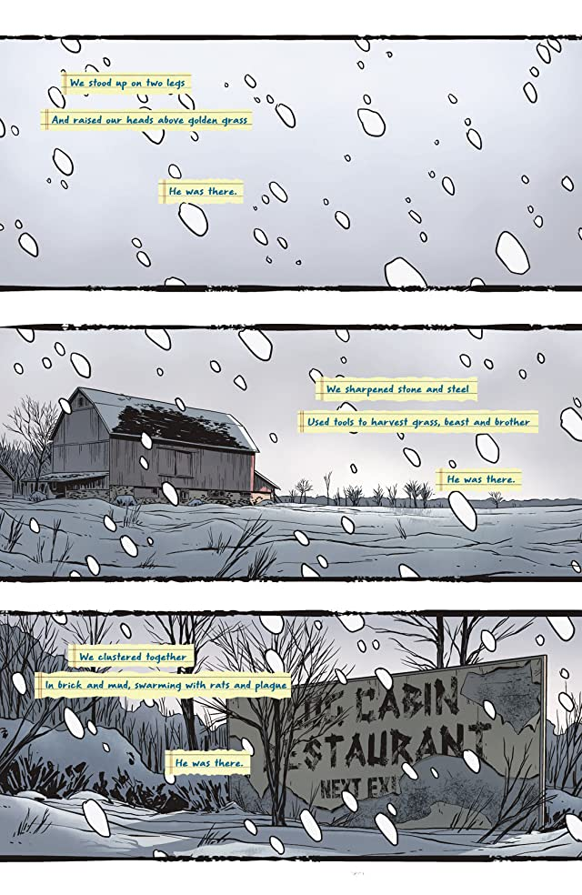 click for super-sized previews of Revival #1