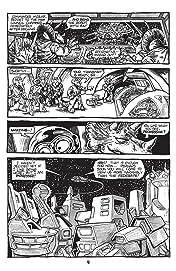 Teenage Mutant Ninja Turtles: Black & White Classics #6