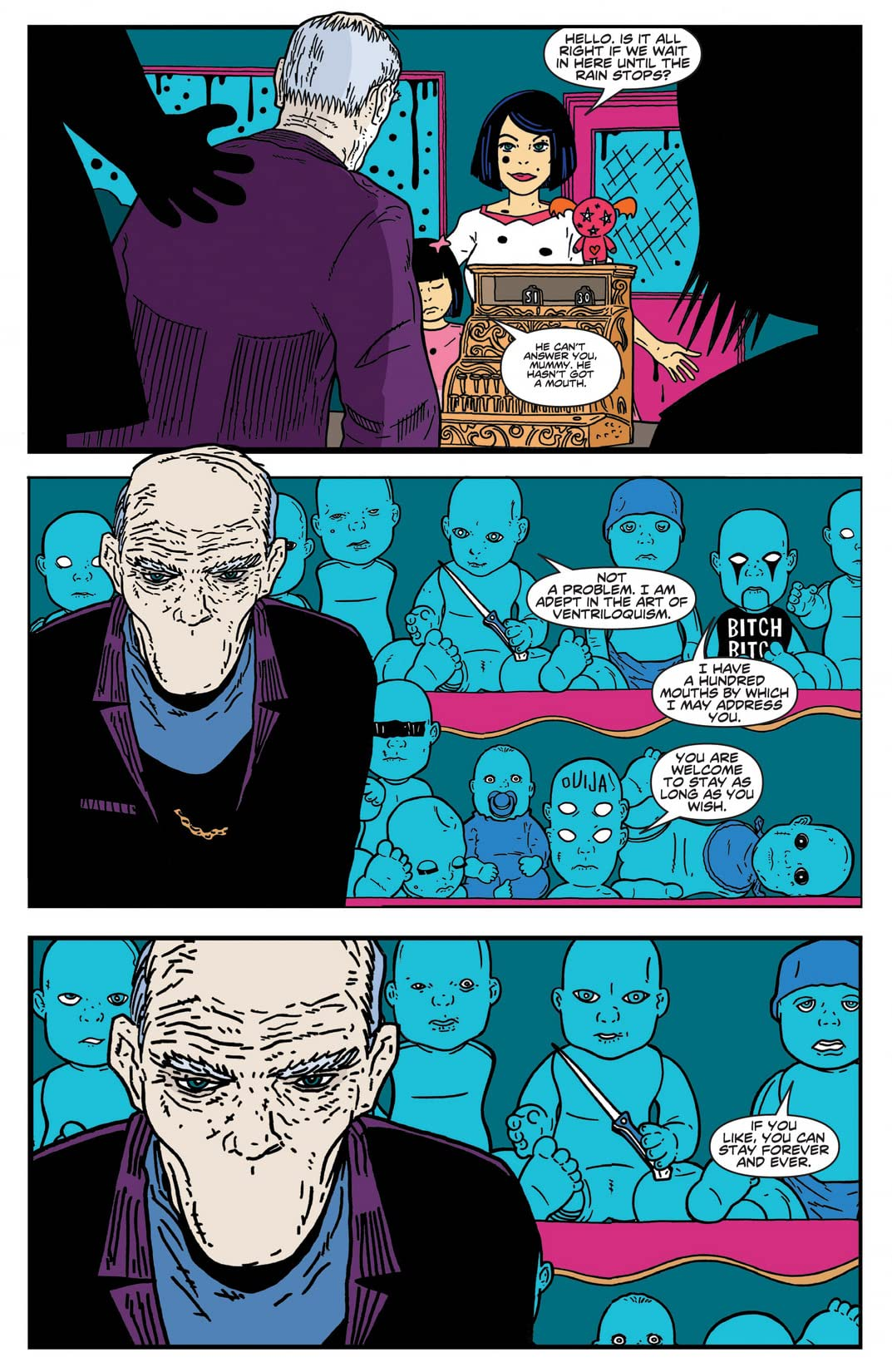 The Bulletproof Coffin: Disinterred #6 (of 6)