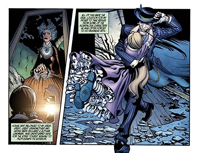 click for super-sized previews of Ame-Comi III: Duela Dent #1