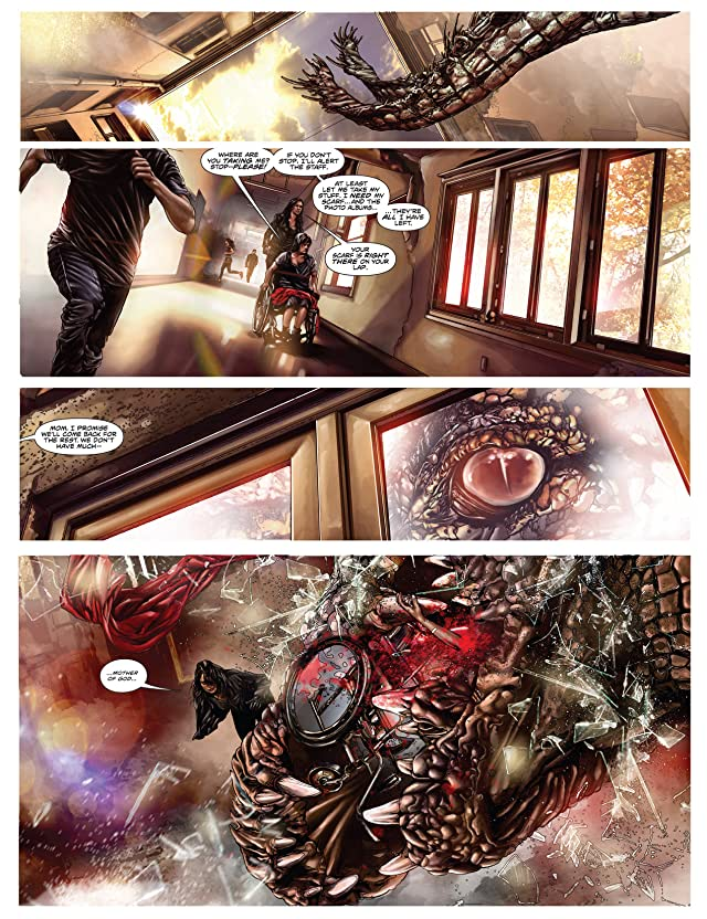 click for super-sized previews of Enormous #1