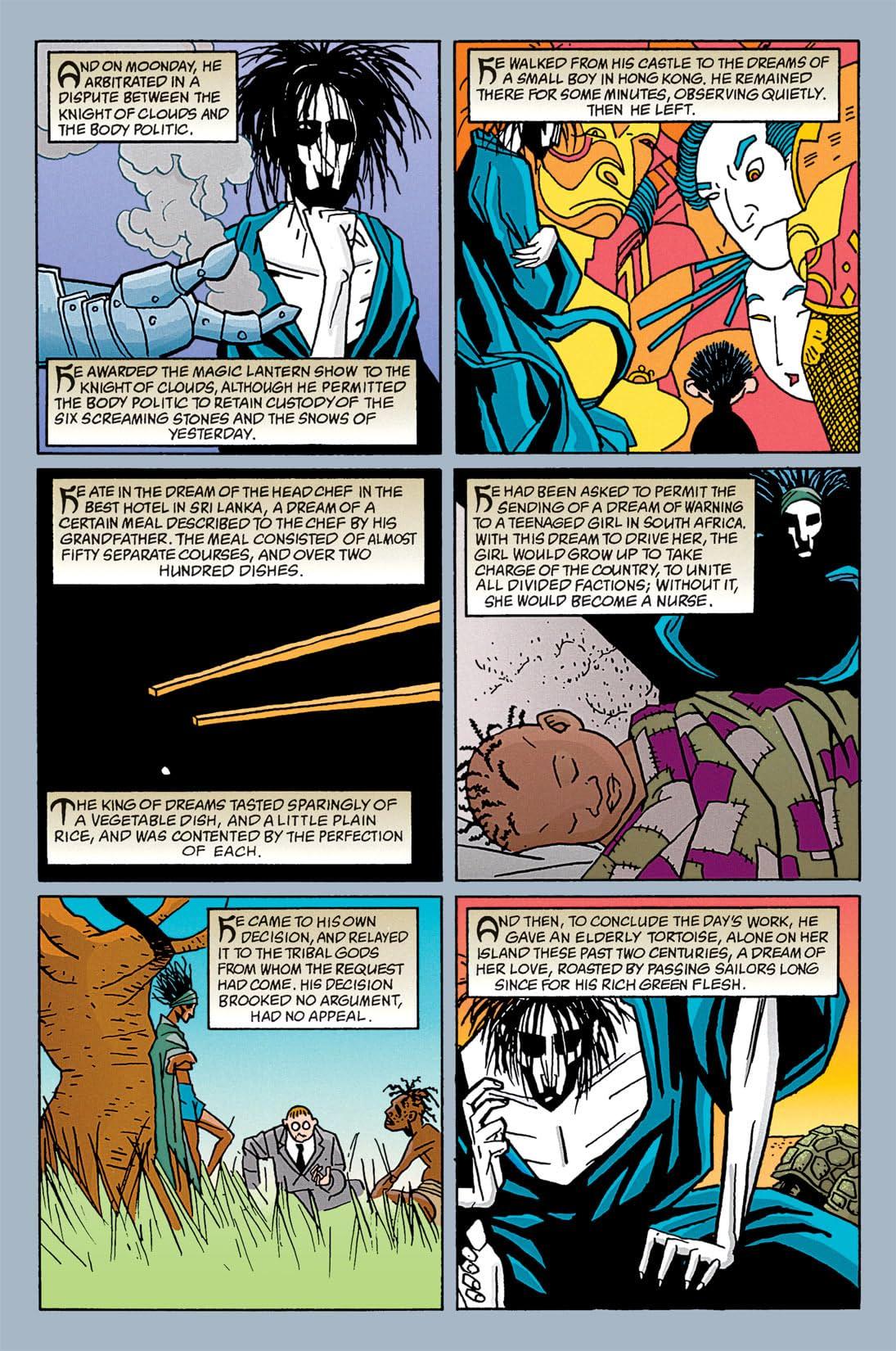 The Sandman #64