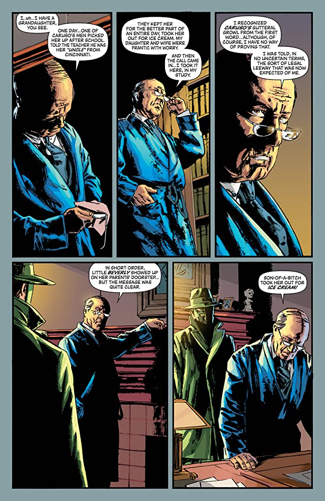 click for super-sized previews of Green Hornet: Year One #10