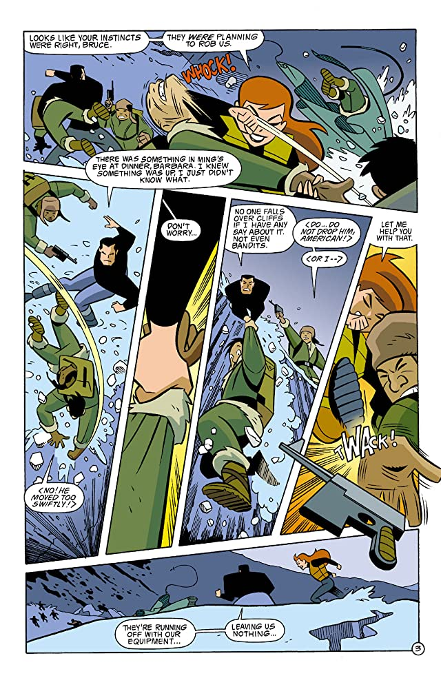 click for super-sized previews of Batman: Gotham Adventures #9