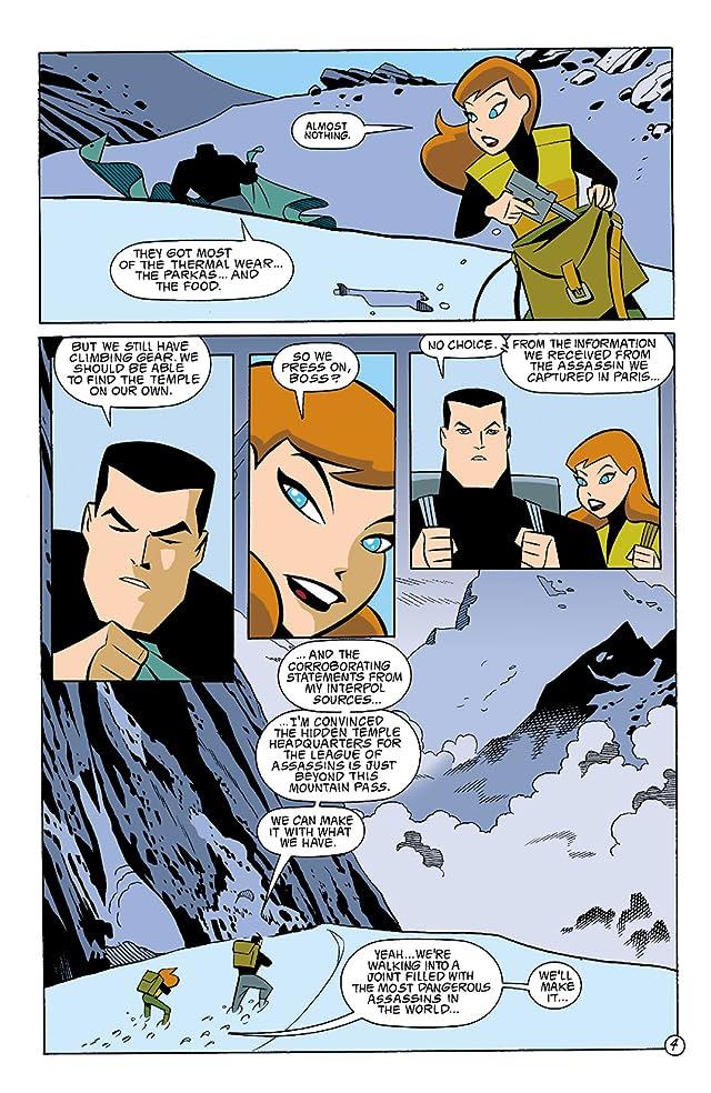 Batman: Gotham Adventures #9