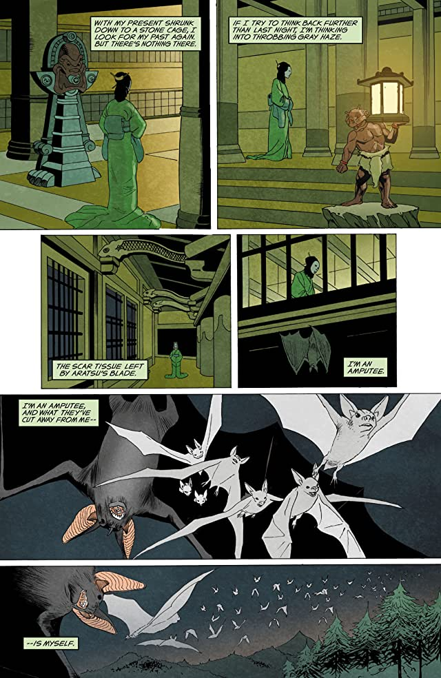 click for super-sized previews of Crossing Midnight #6