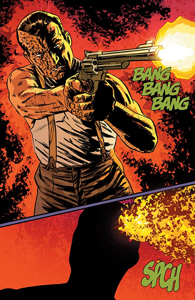 click for super-sized previews of Green Hornet: Year One #12