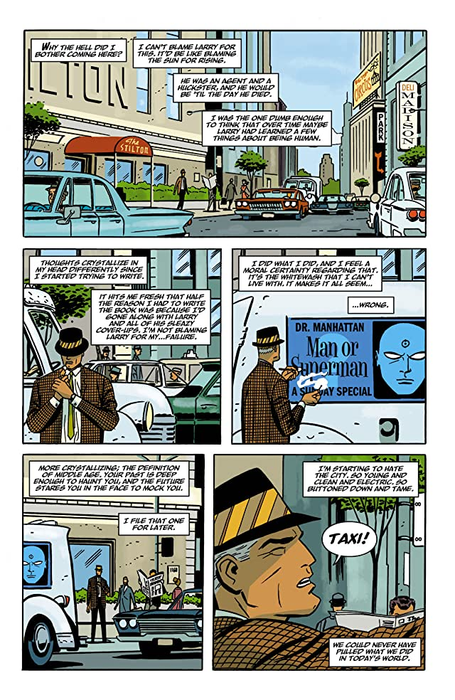 click for super-sized previews of Before Watchmen: Minutemen #2