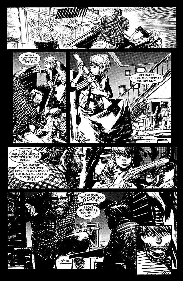 Punk Rock Jesus #1 (of 6)