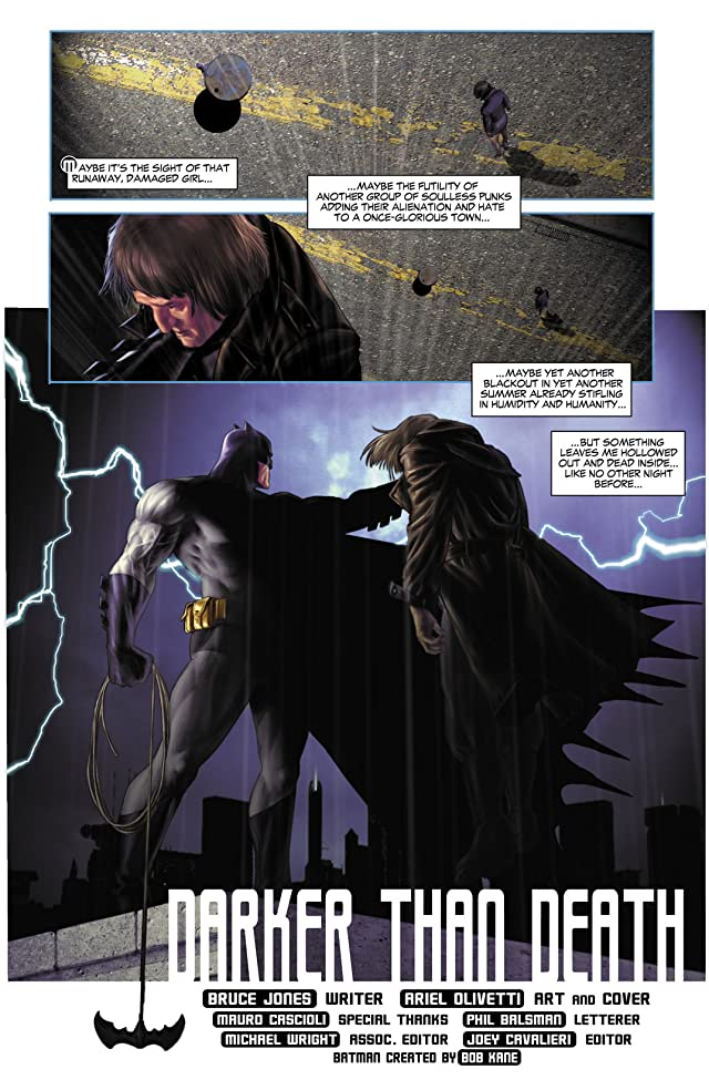 click for super-sized previews of Batman: Legends of the Dark Knight #207