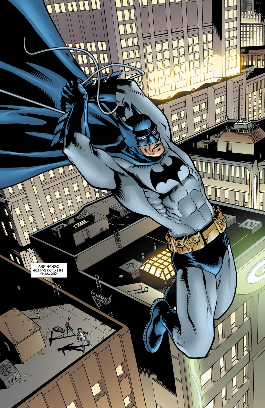 Batman: Legends of the Dark Knight #212
