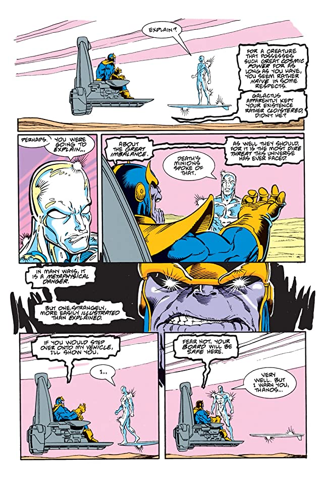 click for super-sized previews of Silver Surfer Vol. 3 #35