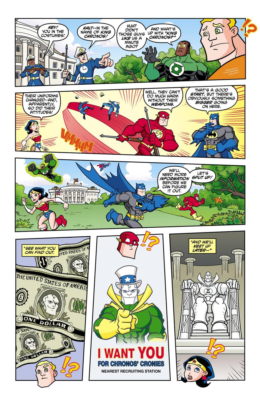 Super Friends (2008-2010) #17
