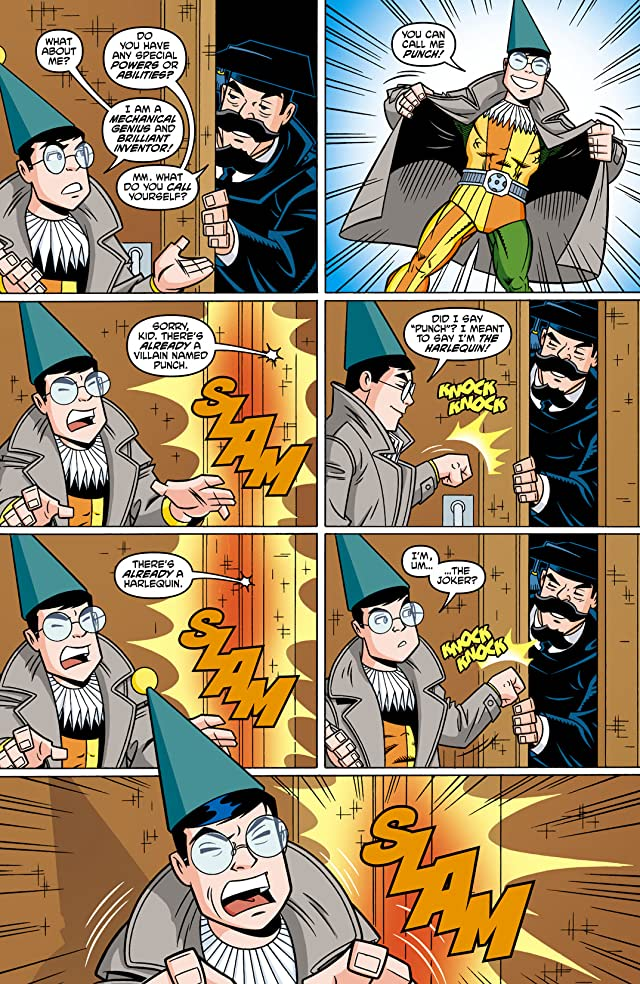 click for super-sized previews of Super Friends (2008-2010) #19
