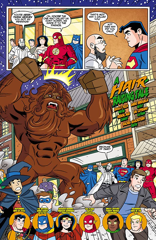 click for super-sized previews of Super Friends (2008-2010) #20
