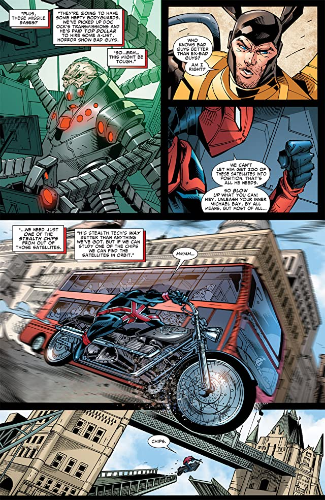 click for super-sized previews of Amazing Spider-Man: Ends of the Earth #1