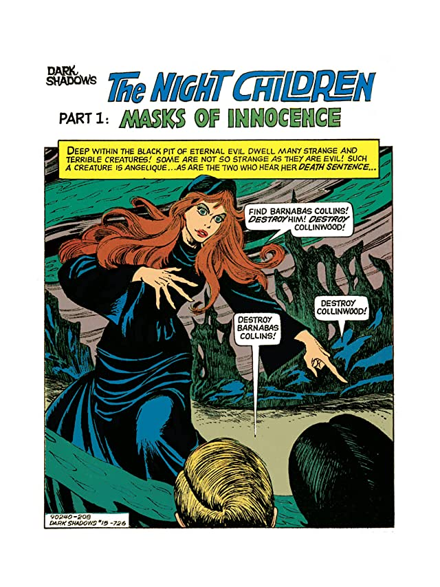 click for super-sized previews of Dark Shadows #15
