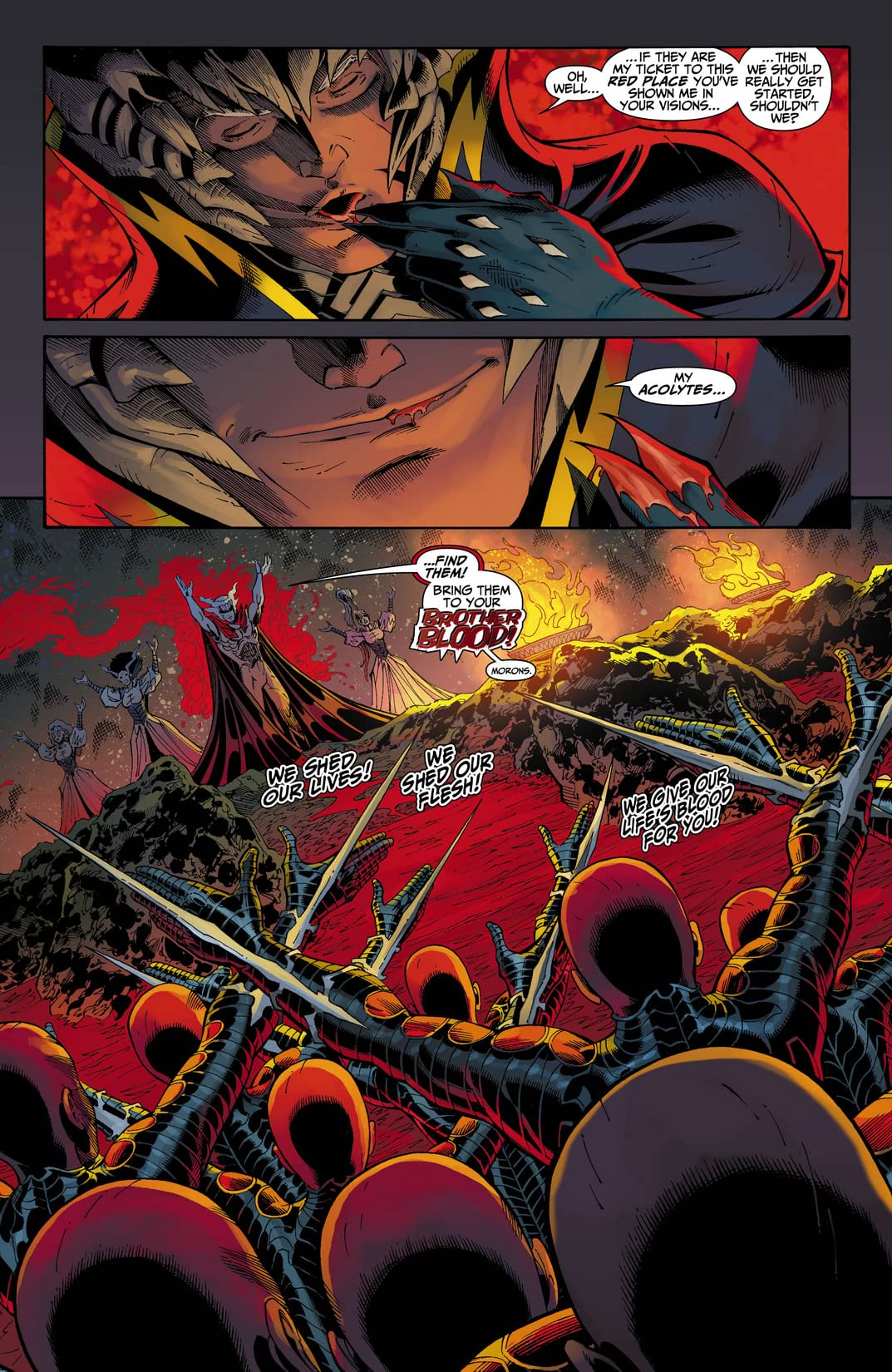 The Ravagers (2012-2013) #3