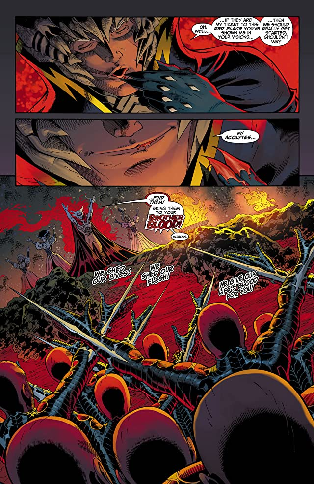 click for super-sized previews of The Ravagers (2012-2013) #3