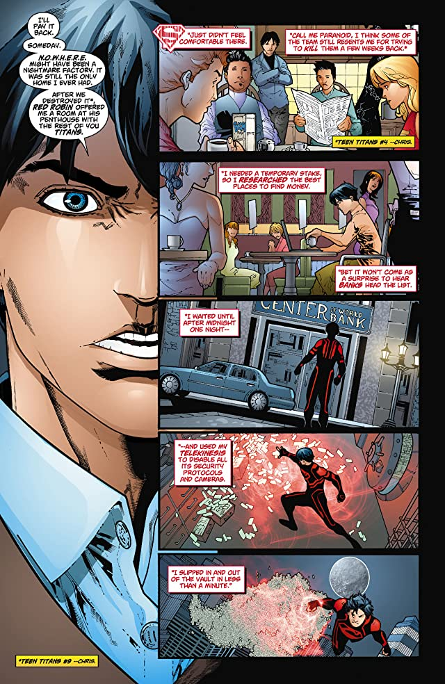 click for super-sized previews of Superboy (2011-2014) #11