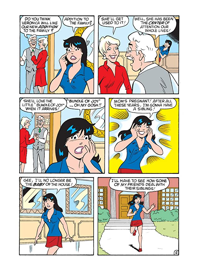 Betty & Veronica Double Digest #203