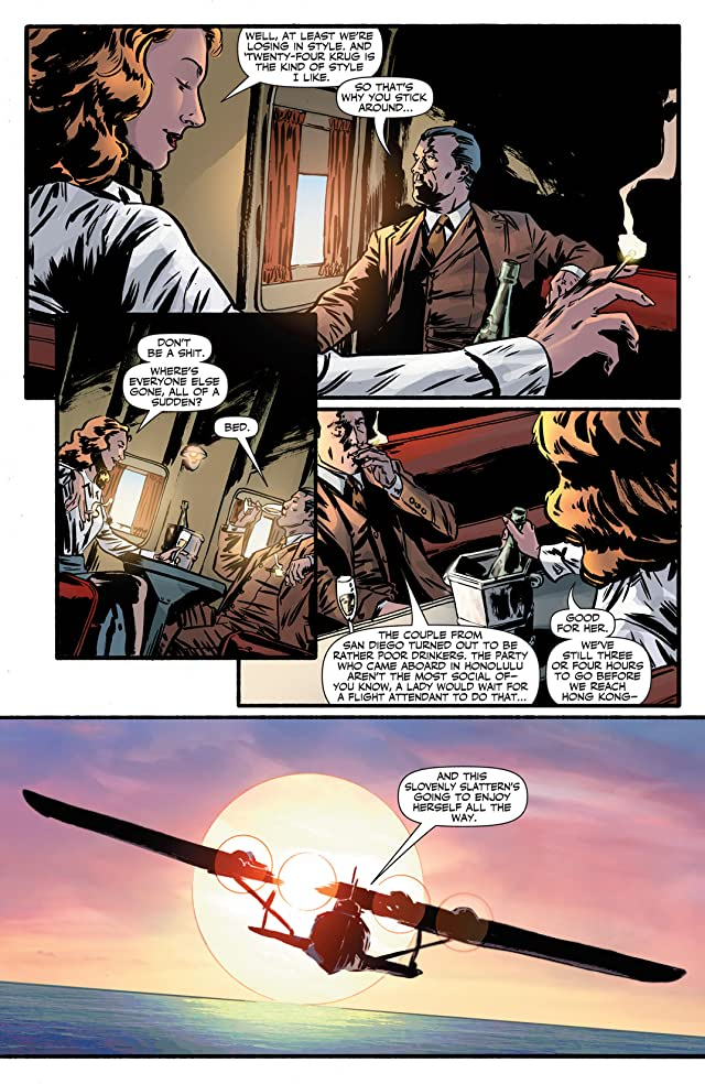 click for super-sized previews of The Shadow #2