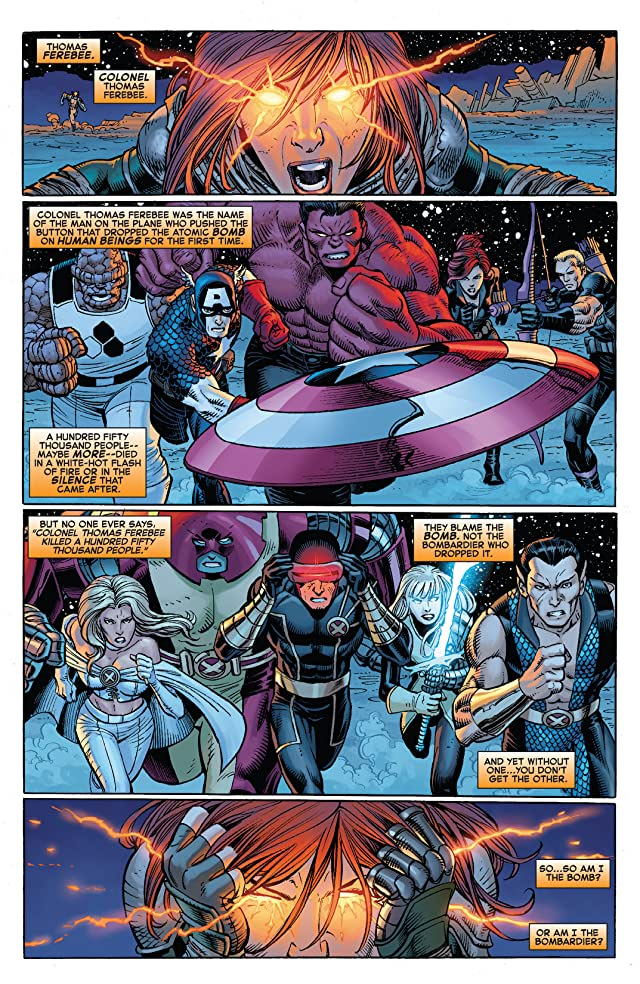 Avengers vs. X-Men #5 (of 12)