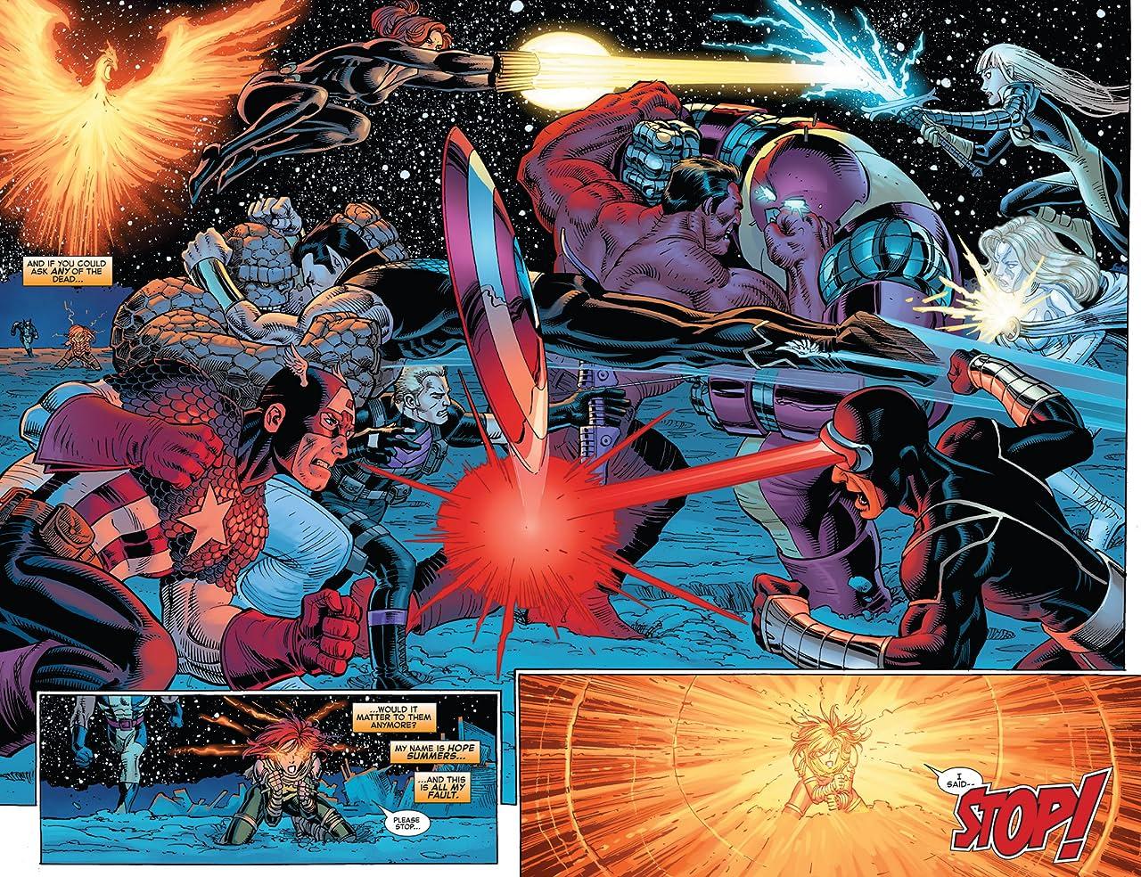 Avengers vs. X-Men #5 (of 12)