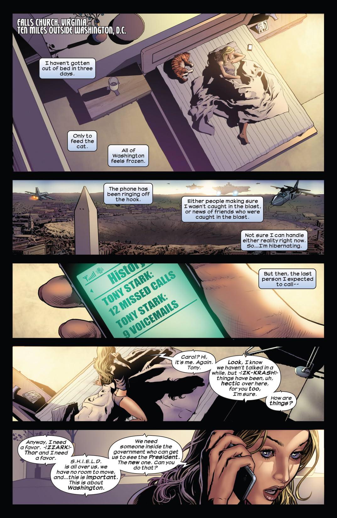 Ultimate Comics Ultimates #11