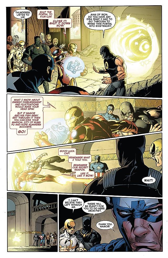 click for super-sized previews of Avengers vs. X-Men #8