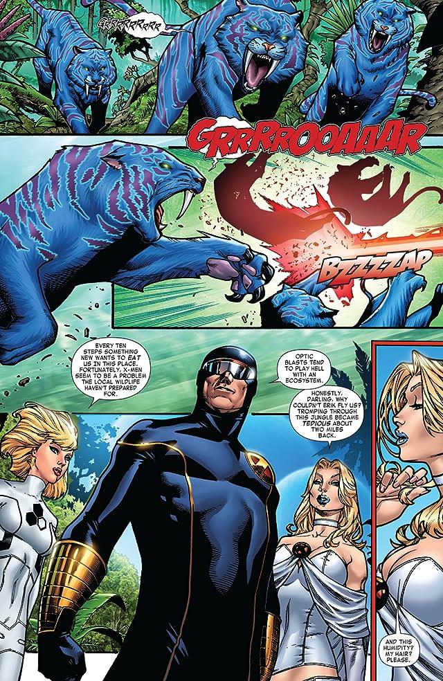 X-Men (2010-2013) #17