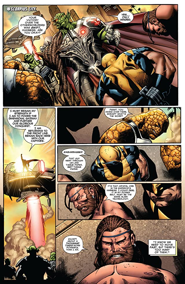 click for super-sized previews of X-Men (2010-2013) #19