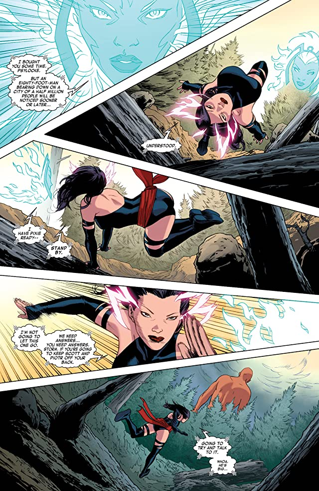 click for super-sized previews of X-Men (2010-2013) #32