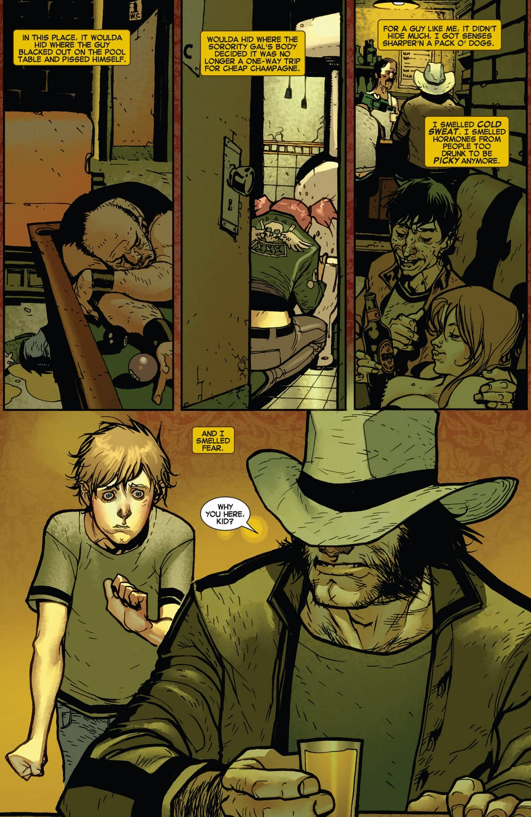 Wolverine (2010-2012) #309