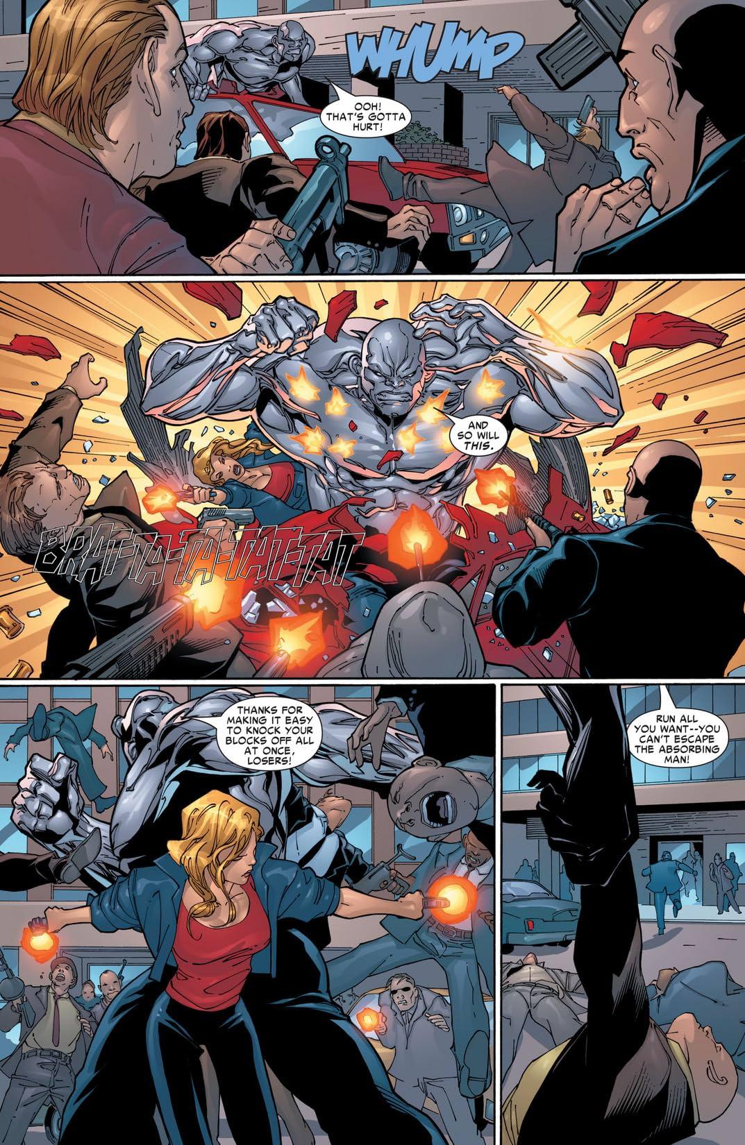 Marvel Knights Spider-Man (2004-2006) #16