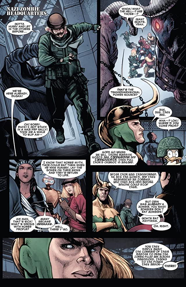 click for super-sized previews of Marvel Zombies Destroy #5