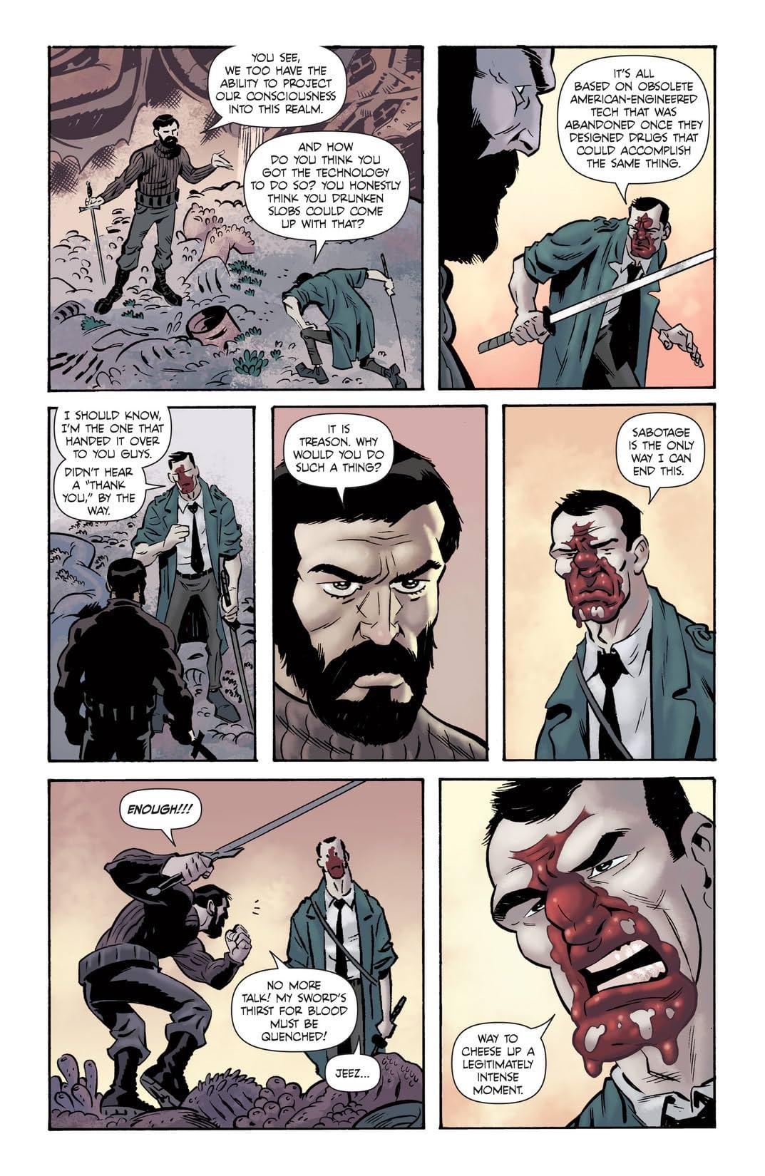 The Secret History of D.B. Cooper #5