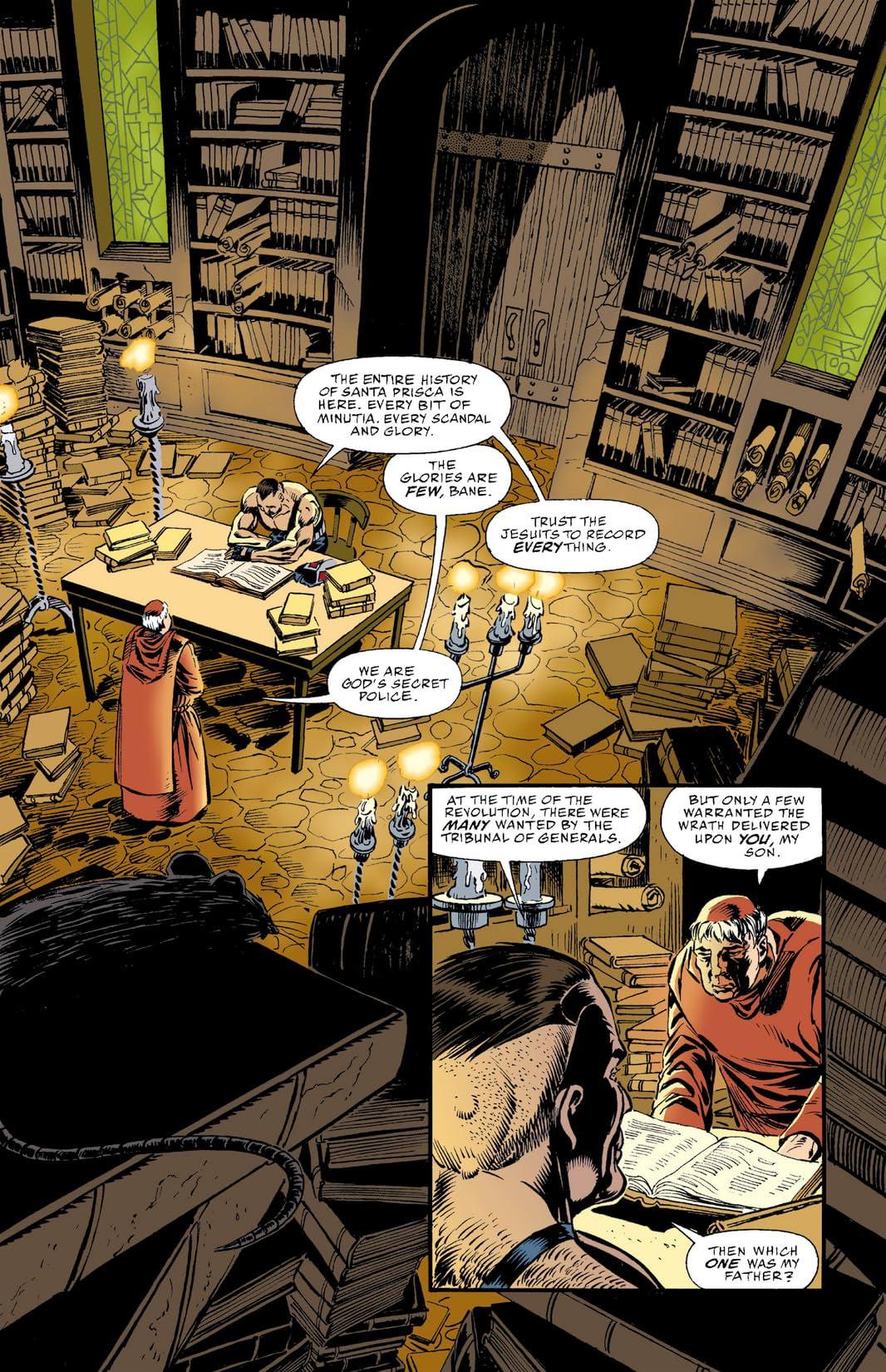 Batman: Bane of the Demon #1 (of 4)