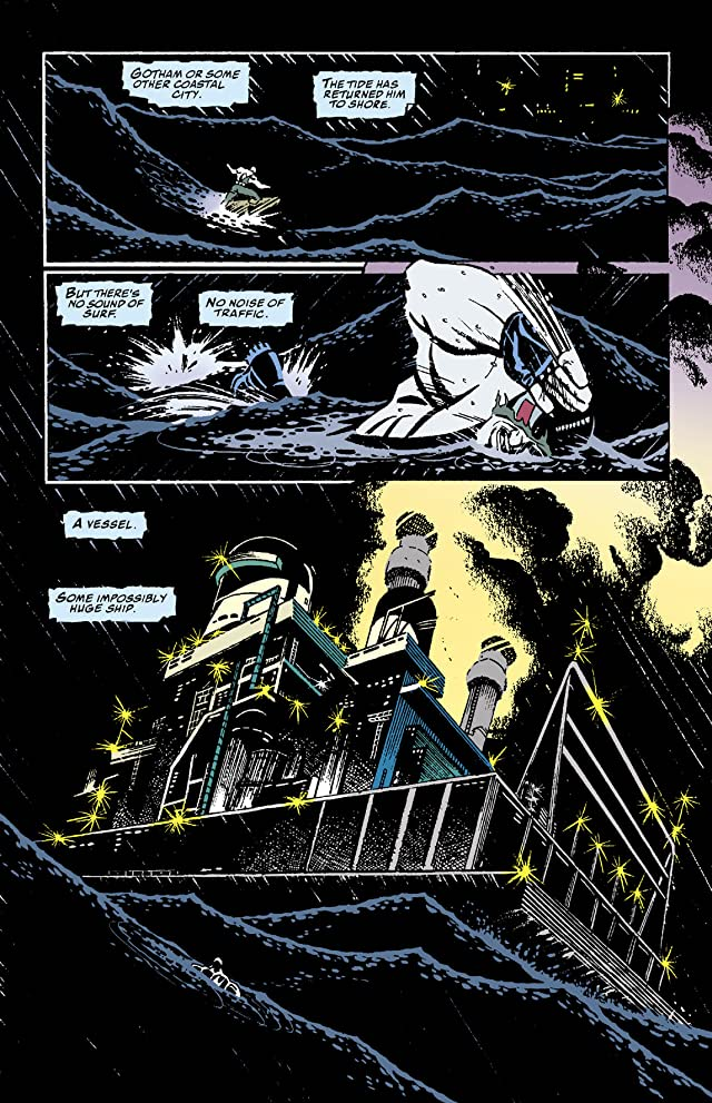 click for super-sized previews of Batman: Bane