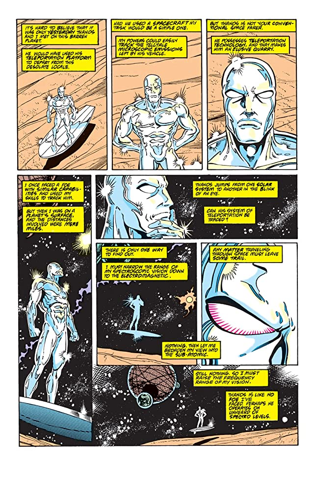 click for super-sized previews of Silver Surfer Vol. 3 #37