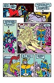 Silver Surfer (1987-1998) #38