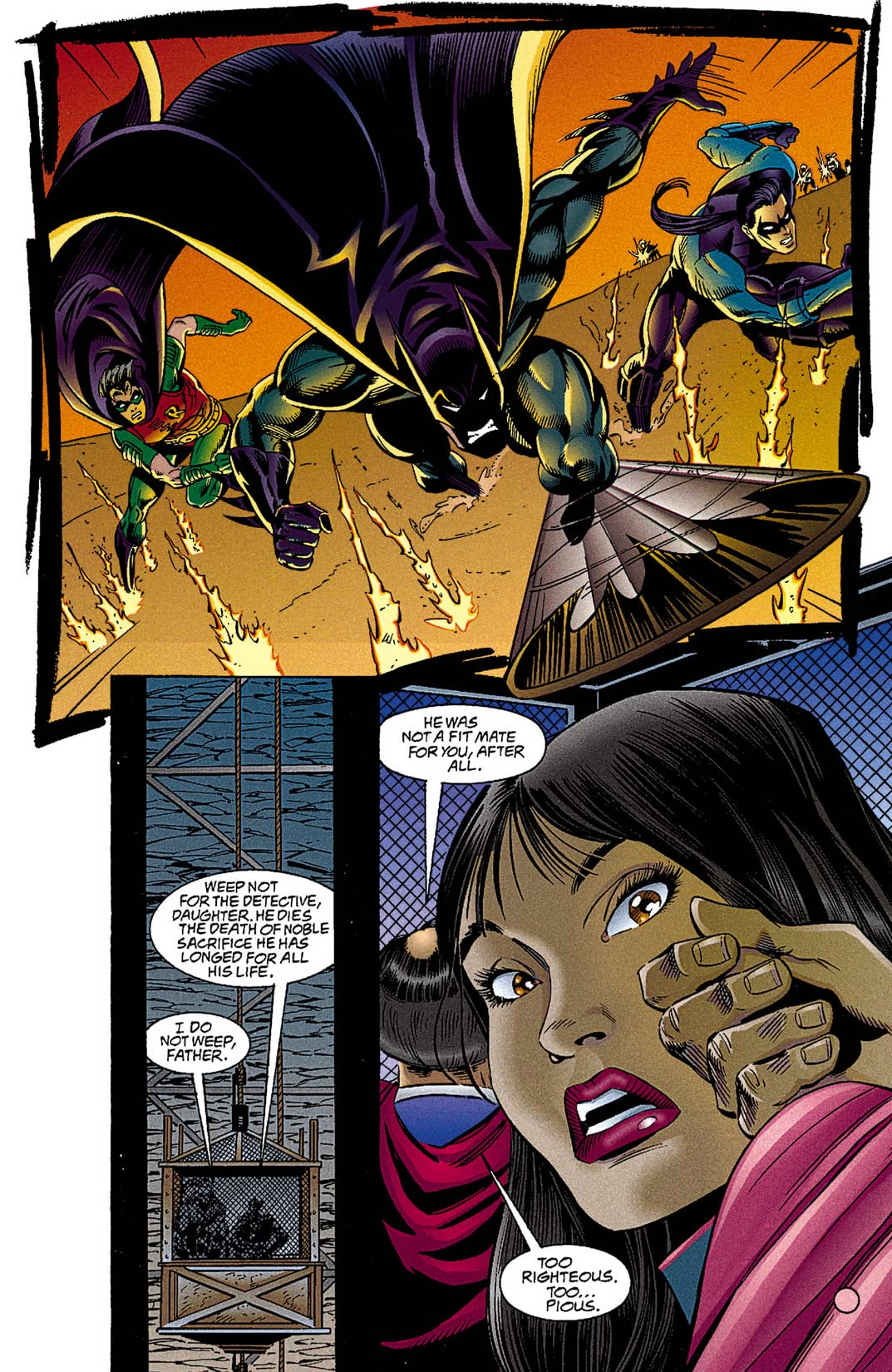 Detective Comics (1937-2011) #700