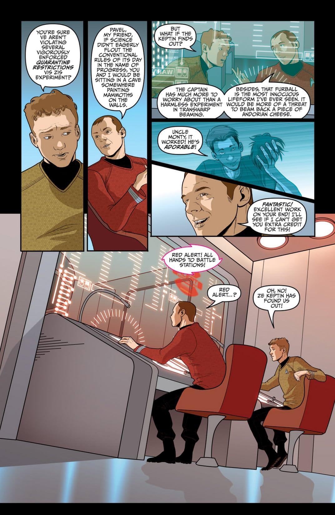 Star Trek (2011-2016) #11