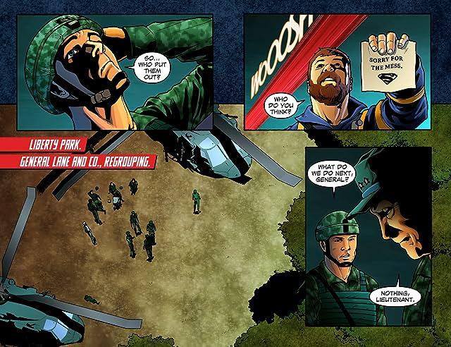 click for super-sized previews of Smallville: Season 11 #10