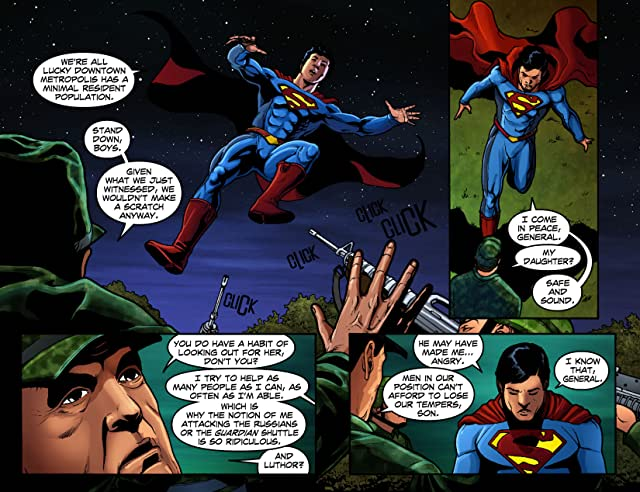 click for super-sized previews of Smallville: Season 11 #10