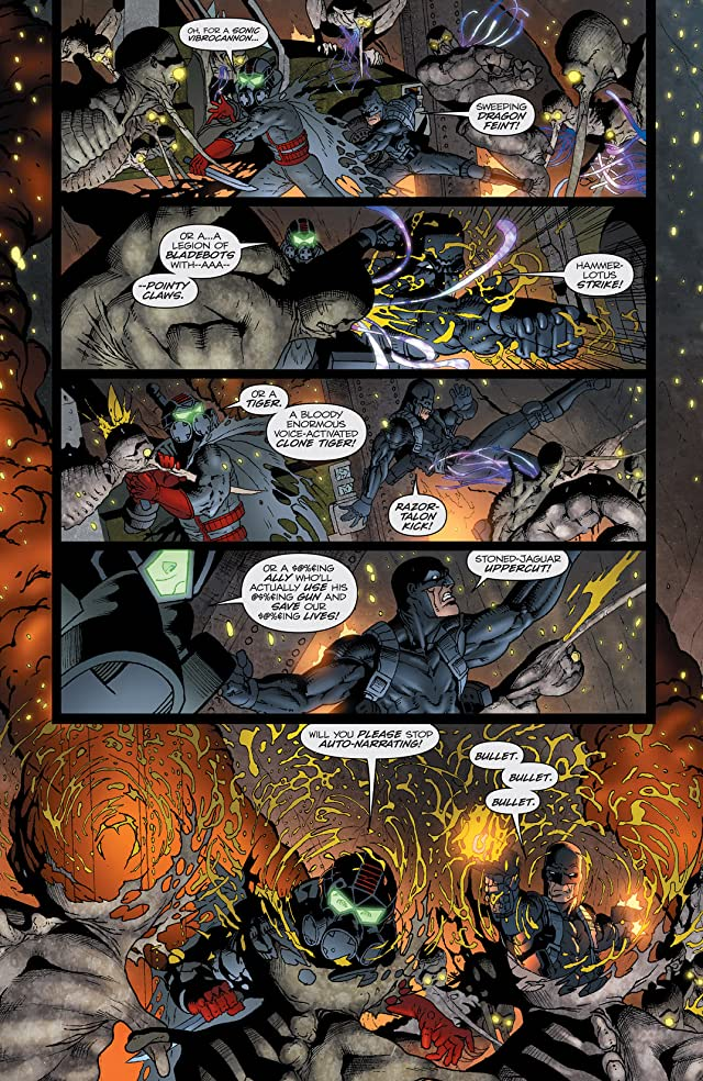 click for super-sized previews of Extermination #2