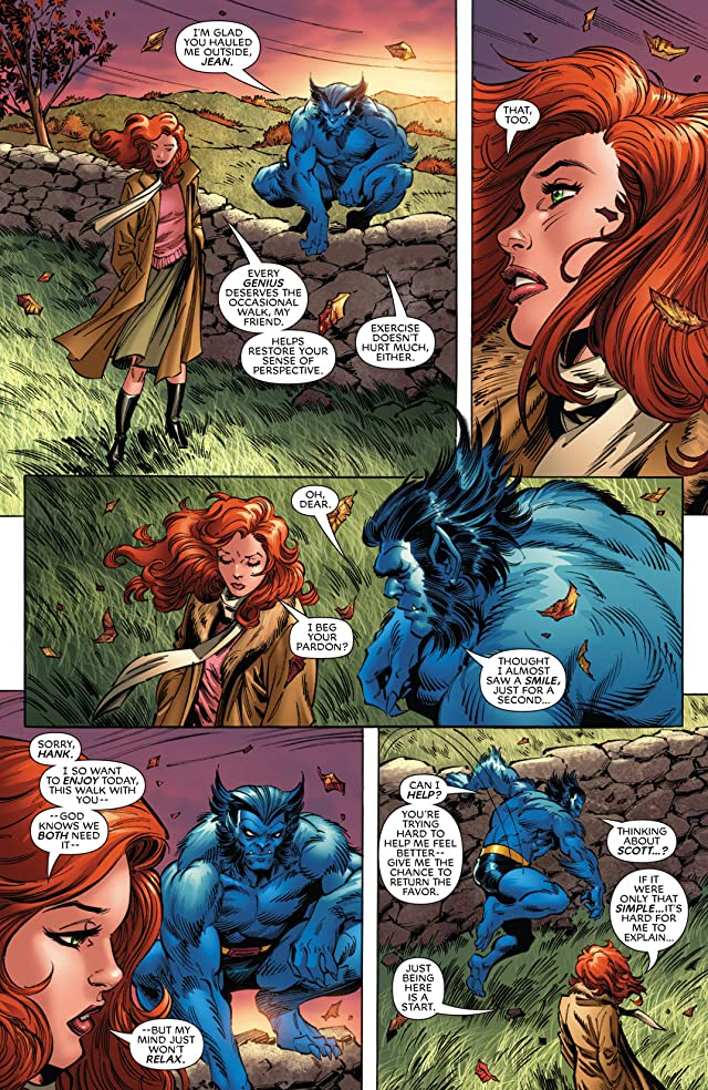 click for super-sized previews of X-Men Forever #12